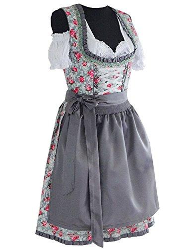 Alte Liebe 3tlg. Dirndl Kleid A311 /44