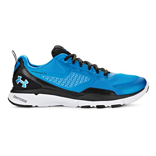 Under Armour Ua Charged One Tr, Chaussures de fitness homme Bleu - Blau (BLJ 405)