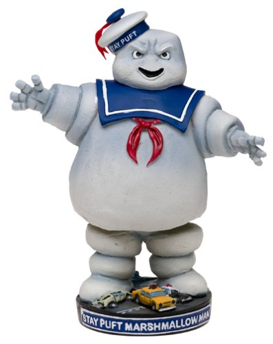 NECA Ghostbusters - Stay Puft Head Knocker 18cm