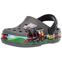Crocs Unisex Kids Funlab Train Band Clog