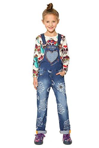 Desigual DENIM PUBILL Jeans-Latzhose Mädchen (13/14)
