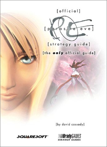 Parasite Eve Official Strategy Guide