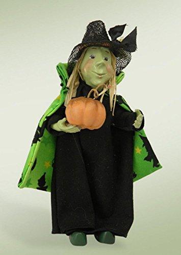 1651-cm-enciende-hazel-kindle-de-bruja-de-calabaza-poseable-baker-figura-de-halloween
