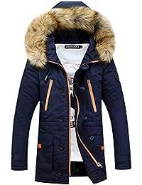 b90fd748d52d Betrothales Wärmen Herren Winterjacke Jacken Parka Rmejacke Kapuze Elegant  Jacke Kapuzenparka Jacke Wintermantel Winter Coat