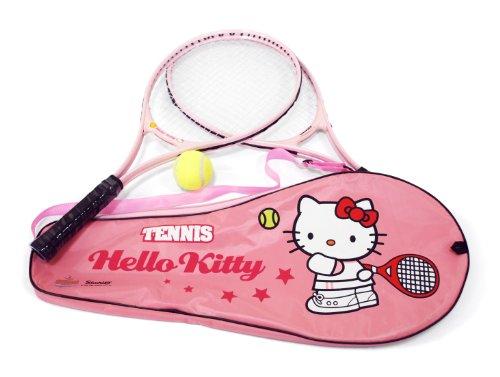Hello Kitty Set Tennis Aluminium (Saica Toys - Kitty Hello Tennis
