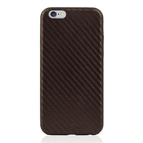 BLACKROCK 1010MHA09 Hammered iPhone 6/6S Brown