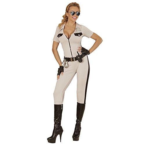 WIDMANN WDM73981 - Costume Per Adulti California Highway Patrol, Beige, S