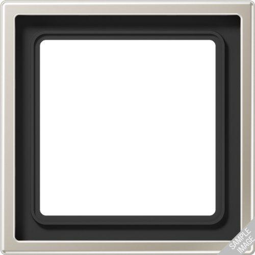 Jung Rahmen AL2983 3fach Aluminium - Serie Aluminium-rahmen