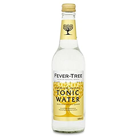 Fever-Tree Indian Tonic Water, 500 ml