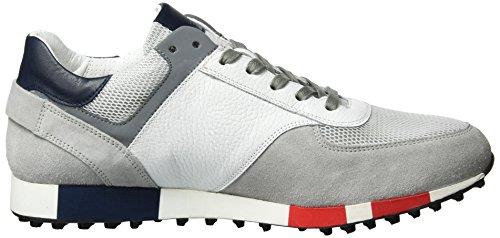 Bogner Los Angeles 1, Sneakers basses homme Gris/blanc