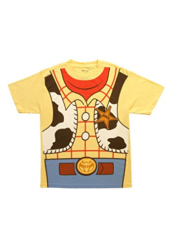 I Am Woody Toy Story Fancy dress costume T-Shirt Small