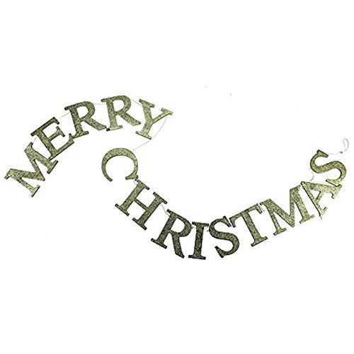 gisela-graham-gold-glitter-merry-christmas-wooden-garland