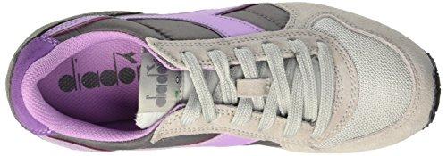 Diadora K-Run W, Sneaker Bas du Cou Femme, Gris Grigio (Grigio Alluminio)