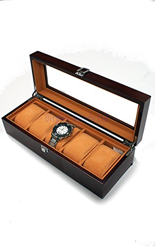 wood-finish-watch-display-case-wd-5-watch-display-wd5
