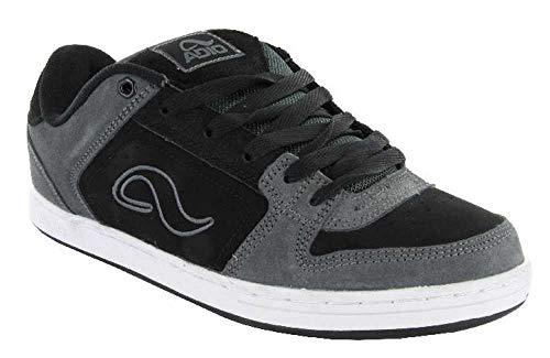 Adio Skateboard Schuhe- The Switch- Black/Charcoal, Schuhgrösse:39