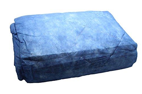 Einmal-Decke mit Polyester-Baumwollwattefüllung 190cm x 110cm Rettungsdecke 300g