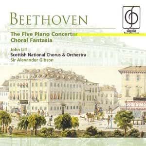 Beethoven Piano Concertos, The (Gibson, Sno, Lill)