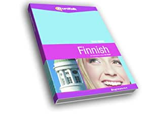 Talk More Finnish: Interactive Video CD-ROM - Beginners+ (PC/Mac)