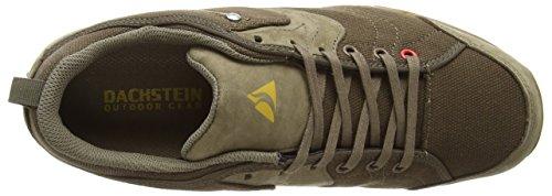 Dachstein Sydney 311264-1000/9276 Unisex-Erwachsene Trekking- & Wanderschuhe Braun (Khaki 9276)