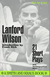 21 Short Plays (Contemporary playwrights)