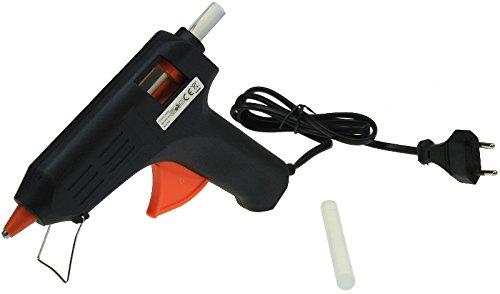 Heißklebepistole 110-230V, 25W(80W) 170°C für 11mm Klebesticks