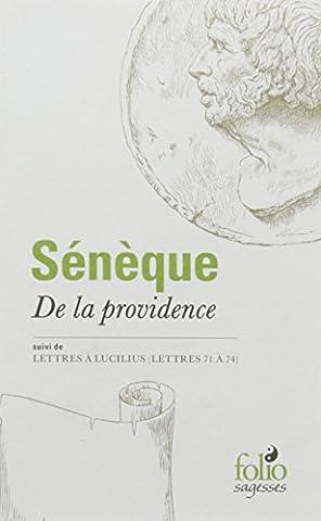 Pierre Maxime Schuhl - De la Providence/Lettres à