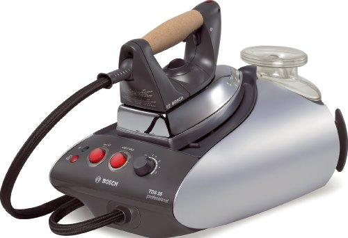 Bosch TDS2520 800W 0.8L Silver steam ironing station - steam...
