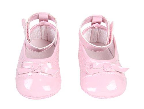 FC ESHOP, Mädchen Babyschuhe - Krabbelschuhe & Puschen  rosa 6-12 Monate rosa
