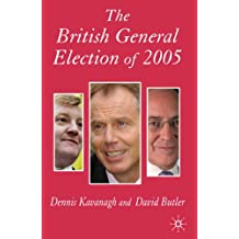 The British General Election of 2005 (Nuffield Election)