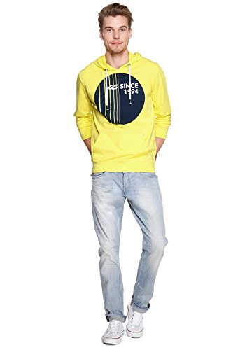 QS by s.Oliver Sweatshirt Yellow