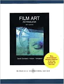 Observations on film art FILM ART (the book)