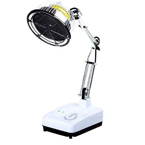 HHJY-Desktop TDP Far Infrarotlampe Wärmelampe Mineraltherapiegerät Schmerzlinderung Für Gelenk- Und Muskelverstellbarer Arm, Tragbares Und Leichtes Design