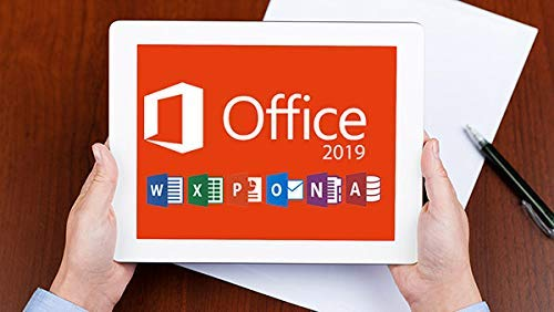 MS Office Professional Plus 2019 (32 Bit+64 Bit) mit USB Stick, Original Lizenz-Key, Produktschlüssel, Deutsche Lizenz, Anleitung von SWU Softwareunion