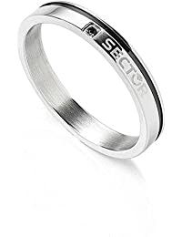 Bague Homme Bijoux Sector Row taille 21sportive cod. sacx03021