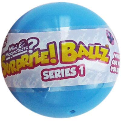 Toyland Mini Magnetisierer? Überrascht! Ballz - Serie 1 - Verschiedene Designs - 1 zufällige - Party Bag Füller