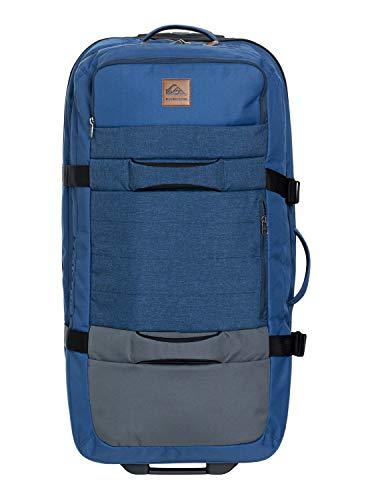 Quiksilver New Reach 100L - Grande valise à roulettes - Homme - ONE SIZE - Bleu