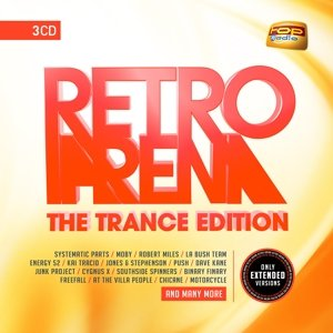 Various Artists - Topradio - Retro Arena - The Trance