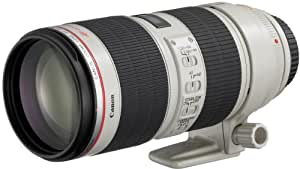 Canon - EF - Téléobjectif zoom - 70 mm - 200 mm - f 2.8 L IS II USM - Canon EF