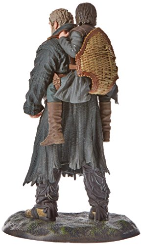 Game of Thrones Réplica Serie TV Hodor y BRAN, Figura 19 cm, Multicolor, Estándar (Dark Horse DKHHBO26340) 2