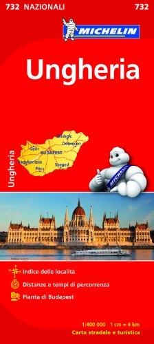 Ungheria 1:400.000