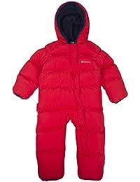 Mountain Warehouse Frosty Kinder Junior gefütterter Anzug Mädchen Jungen Winter