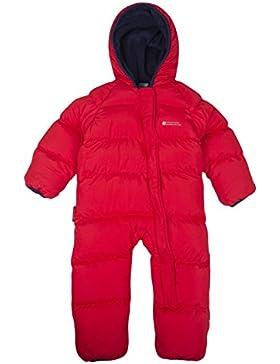 Mountain Warehouse Frosty Kinder Winter Anzug Gefüttert Schneeanzug