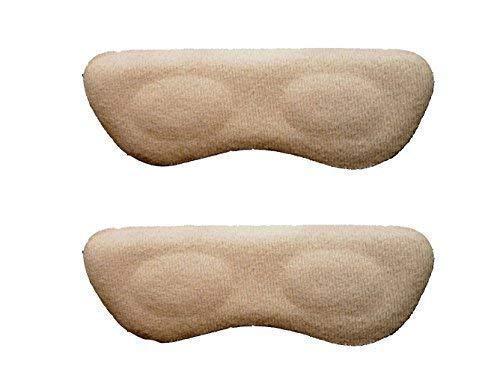 Gel De Silicone Protège-talons Auto-adhésive / Talon Prises - Tissu Haut