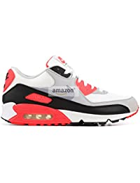 Air 90 Max Hombre Zapatillas Running Casual Shoes Outdoor Fitness Sneaker Rojo