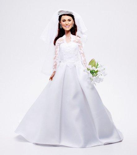 Preisvergleich Produktbild Hochzeits-Puppen / Prinzessin Catherine-Hochzeitspuppe / Kate Middleton Princess Catherine Doll