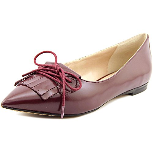 French Connection Geneva Donna US 11 Rosso Ballerine