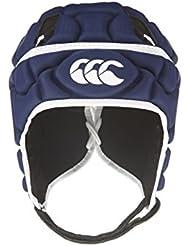 CAnterbury Boy's Club Plus - Protector para cabeza azul azul marino Talla:Large Boys