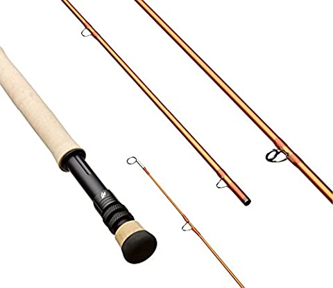 Sage BOLT Salt Water 4pc Fly Fishing Rod 9' #7 Trout Single Hand Rod Made USA
