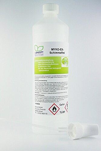 Bio Conzept Myko-Ex Schimmelfrei 1,0L (speziell für sensible Bereiche)