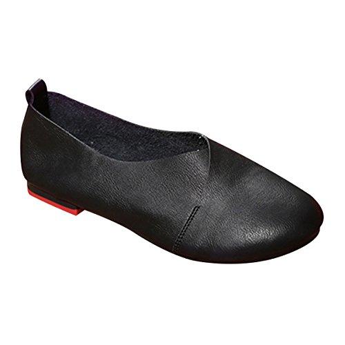 Socofy Shoes Mocassini Comodi per Le Donne Realizzati in Vera Pelle, Imbottiti per Un Comfort Totale e Un Comfort in Piedi Ideale per Camminare o Guidare Casual Design Attuale Vari Colori